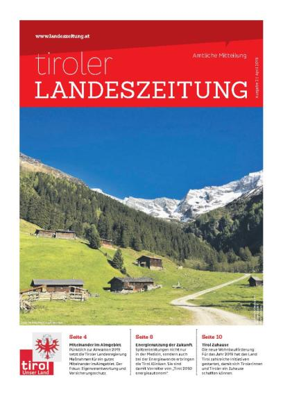 Titelblatt April 2019