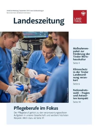 Titelblatt September 2019